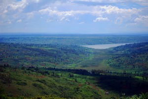 Mike Brand-Rwandan countryside-land of a thousand hills